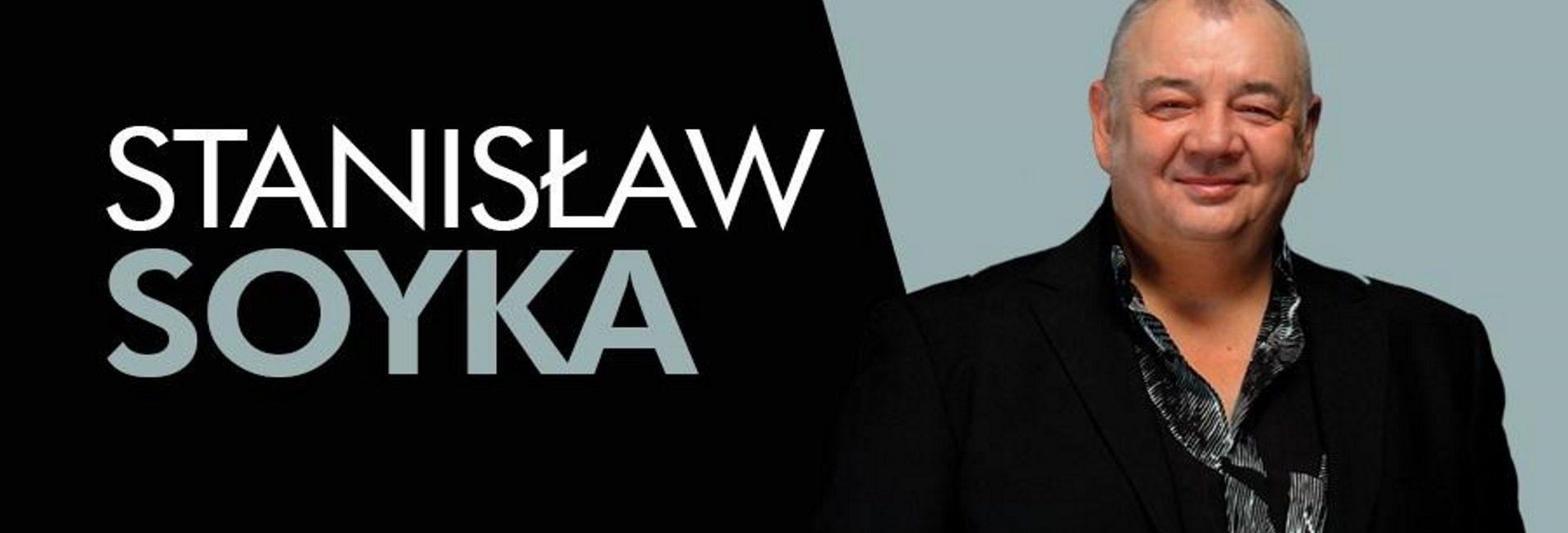Na zdjęciu piosenkarz, kompozytor Stanisław Soyka.