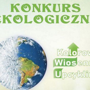 Zdjęcie zapraszające do Giżycka na Międzynarodowy Piknik Ekologiczny w Twierdzy Boyen. Na zdjęciu widoczna kula ziemska